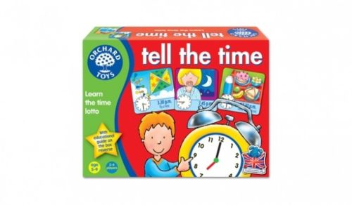 GAME - TELL THE TIME