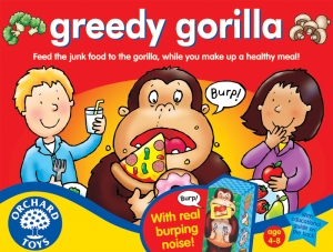 GAME - GREEDY GORILLA