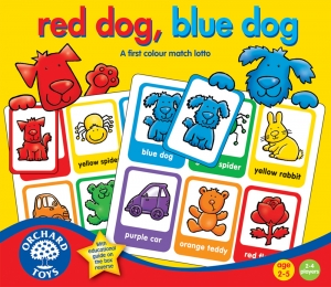 GAME - RED DOG, BLUE DOG