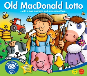 GAME - OLD MACDONALD LOTTO