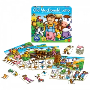 GAME - OLD MACDONALD LOTTO