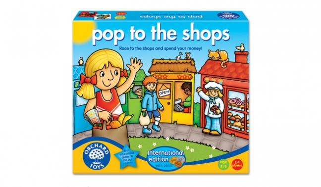 GAME - POP TO THE SHOPS