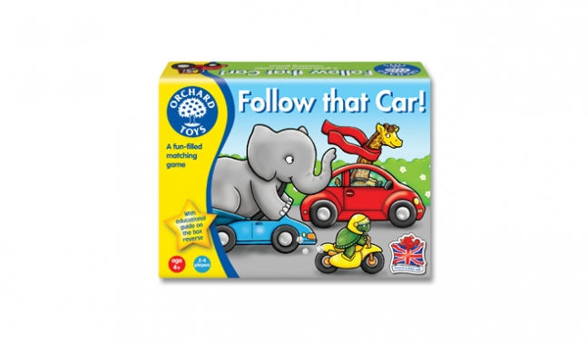 GAME - FOLLOW THAT CAR!