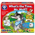 GAME - WHAT'S THE TIME, MR WOLF?