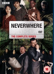 DVD - NEVERWHERE: THE COMPLETE SERIES