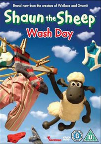 DVD - SHAUN THE SHEEP: WASH DAY