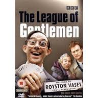 DVD - LEAGUE OF GENTLEMEN THIRD SERIES
