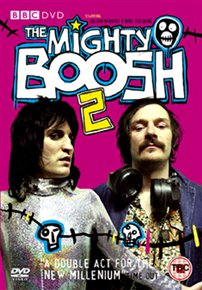 DVD - THE MIGHTY BOOSH SERIES 2
