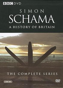 DVD - A HISTORY OF BRITAIN BY SIMON SCHAMA