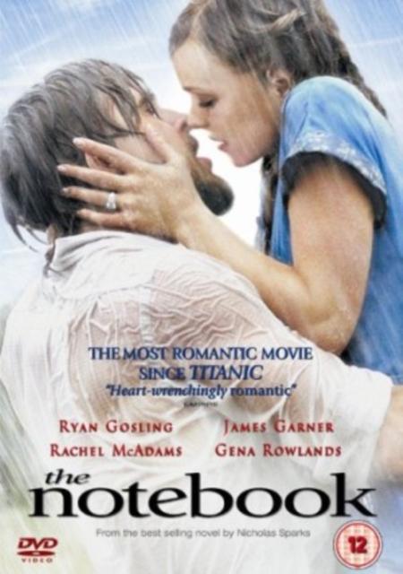 DVD - THE NOTEBOOK