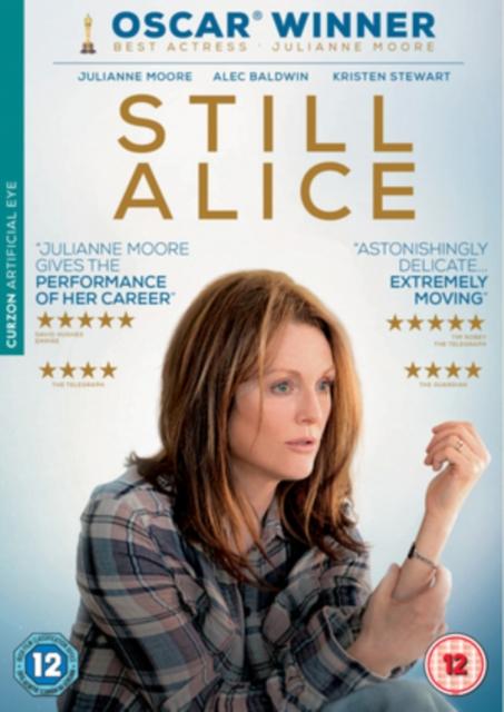 DVD - STILL ALICE