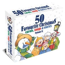 50 FAVOURITE CHRISTMAS CAROLS, SONGS & STORIES (VOLUME II)