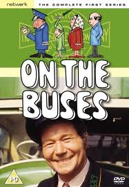 DVD - ON THE BUSES COMPLETE FIRST SERIES