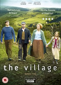 DVD - THE VILLAGE SERIES 2