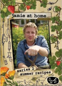 DVD - JAMIE OLIVER: JAMIE AT HOME - SERIES 2 - SUMMER RECIPES