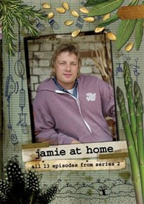 DVD - JAMIE AT HOME SERIES 2: WINTER RECIPES