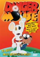 DVD-DANGER MOUSE: DANGER MOUSE SAVES THE WORLD... AGAIN!
