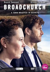 DVD - BROADCHURCH SERIES 1