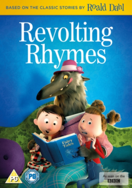 DVD - REVOLTING RHYMES