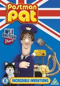DVD - POSTMAN PAT: INCREDIBLE INVENTIONS