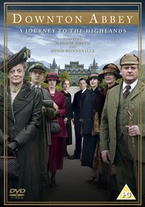 DVD - DOWNTON ABBEY  A JOURNEY TO THE HIGHLANDS