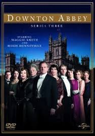 DVD - DOWNTON ABBEY SERIES THREE