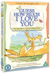 DVD - GUESS HOW MUCH I LOVE YOU: SERIES 1 - VOLUME 1