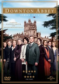 DVD - DOWNTON ABBEY: SERIES 4