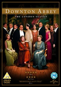 DVD - DOWNTON ABBEY: THE LONDON SEASON