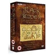 DVD - BLACKADDER: REMASTERED: THE ULTIMATE EDITION