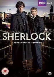 DVD - SHERLOCK COMPLETE SERIES ONE