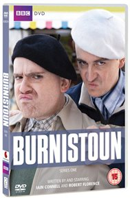 DVD - BURNISTOUN SERIES ONE