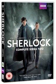 DVD - SHERLOCK COMPLETE SERIES 2