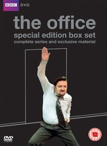 DVD - THE OFFICE SPECIAL EDITION BOXED SET