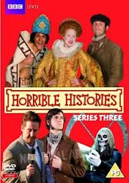 DVD - HORRIBLE HISTORIES: SERIES 3