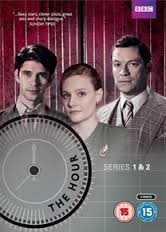DVD - THE HOUR SERIES 1 & 2
