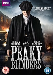 DVD - PEAKY BLINDERS: SERIES 1