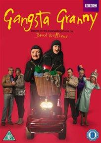 DVD - GANGSTA GRANNY