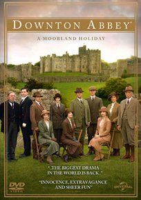 DVD - DOWNTON ABBEY: A MOORLAND HOLIDAY