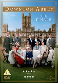 DVD-DOWNTON ABBEY THE FINALE