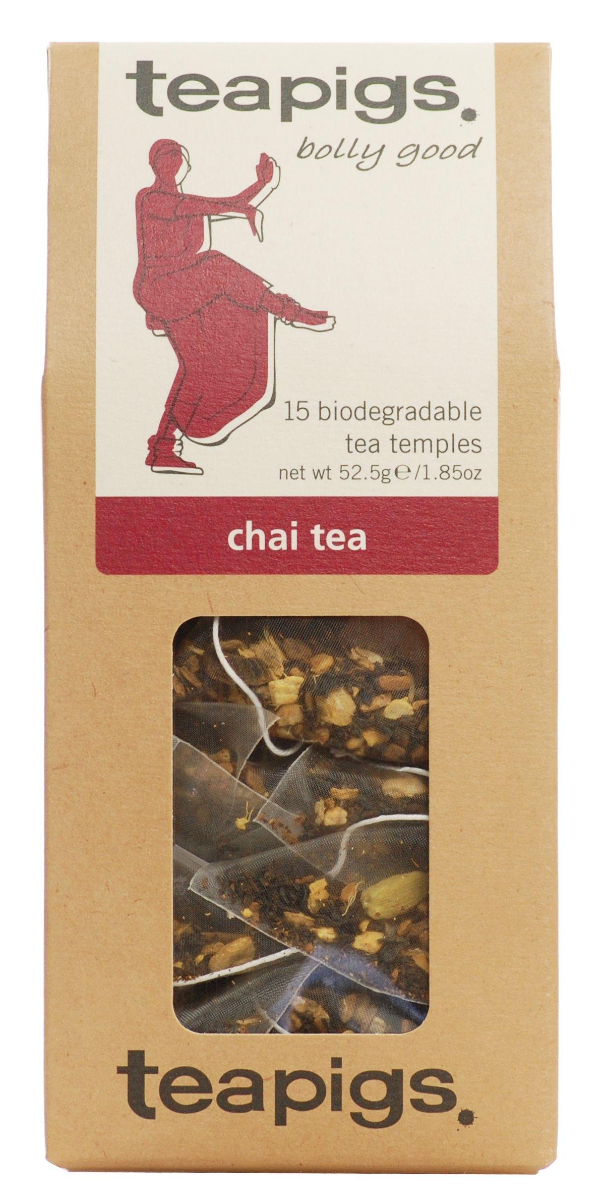 CHAI TEA 15UD.
