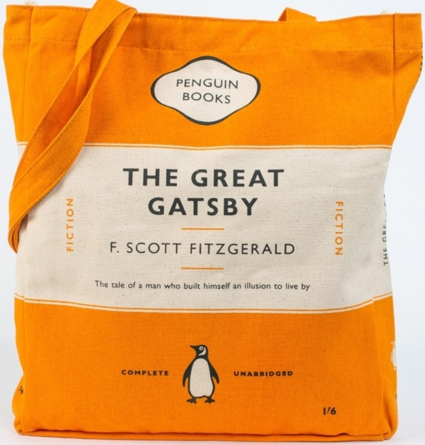 BOOK BAG - THE GREAT GATSBY
