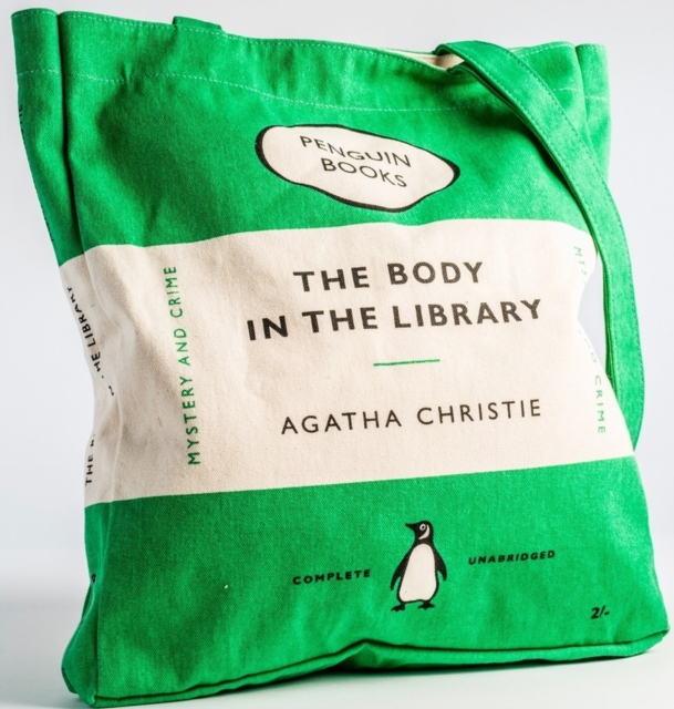 BODY IN THE LIBRARY BOOK BAG