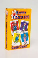 GAME - HAPPY FAMILIES