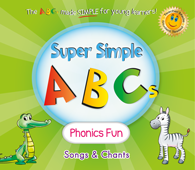 PHONICS FUN CD: SONGS AND CHANTS
