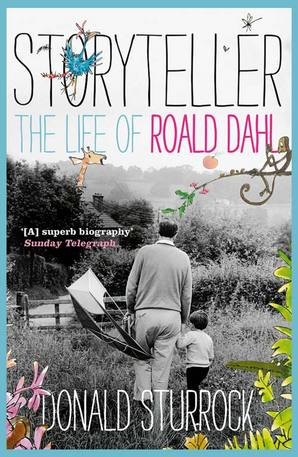 STORYTELLER : THE LIFE OF ROALD DAHL