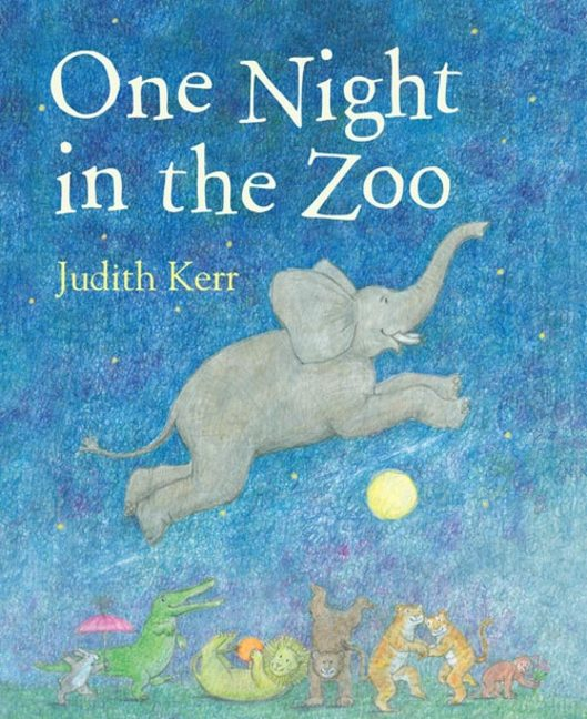 ONE NIGHT IN THE ZOO & CD
