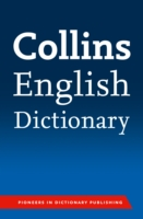 COLLINS ENGLISH DICTIONARY 6TH EDITION