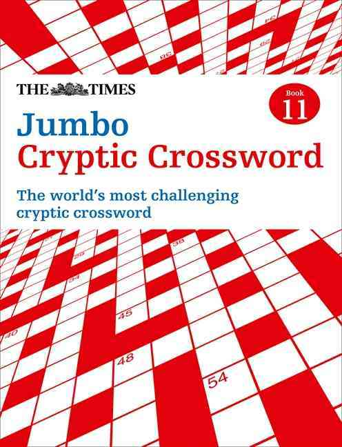THE TIMES JUMBO CRYPTIC CROSSWORDS