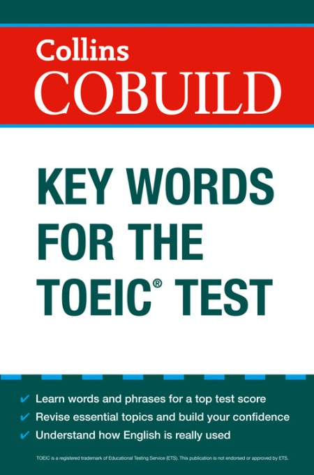 COLLINS COBUILD KEY WORDS FOR THE TOEIC TEST